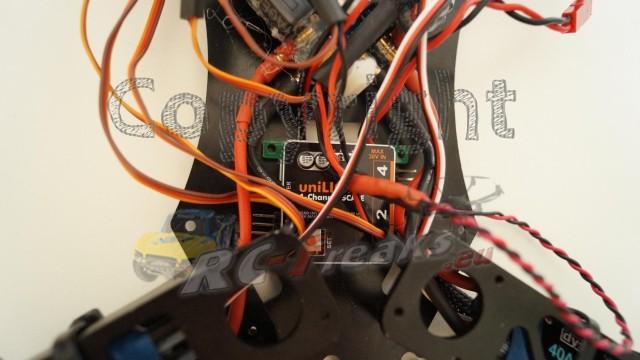 UniLight 4 Lichtsteuerung