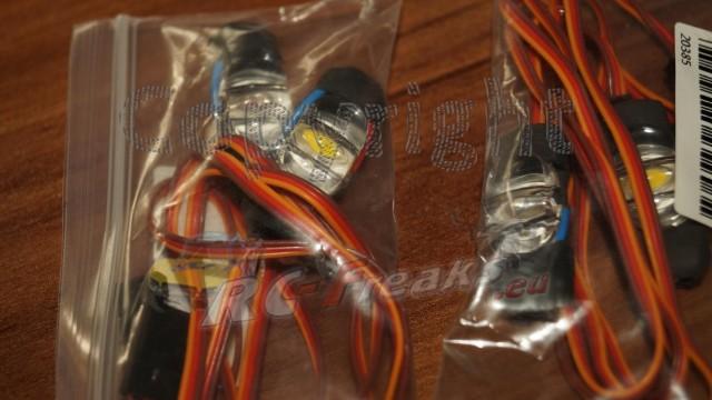 LED Doppelblitzer